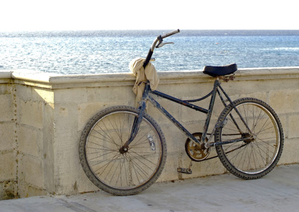 bicycle-in-cozumel